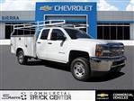 2019 Silverado 2500 Double Cab 4x2,  Royal Service Body #C158662 - photo 1