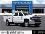 2019 Silverado 3500 Crew Cab 4x2,  Royal Service Body #C158713 - photo 1