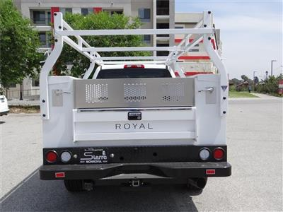 2019 Silverado 3500 Crew Cab 4x2,  Royal Service Body #C158715 - photo 4