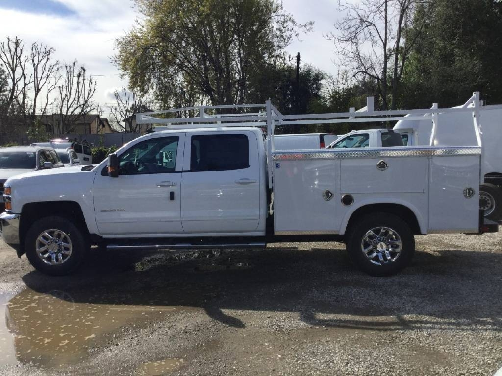 2019 Silverado 2500 Crew Cab 4x2,  Royal Service Body #C158755 - photo 25