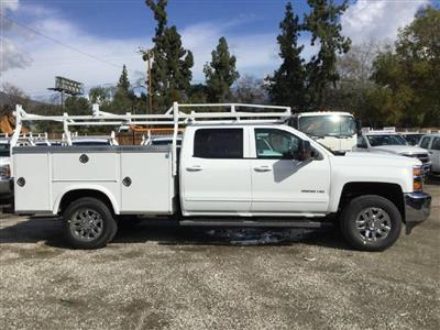 2019 Silverado 2500 Crew Cab 4x2,  Royal Service Body #C158755 - photo 23