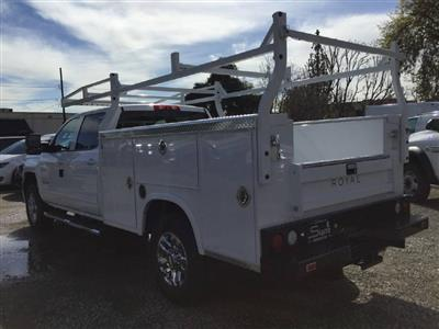 2019 Silverado 2500 Crew Cab 4x2,  Royal Service Body #C158755 - photo 26