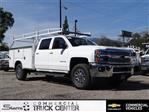 2019 Silverado 2500 Crew Cab 4x2,  Royal Service Body #C158755 - photo 1