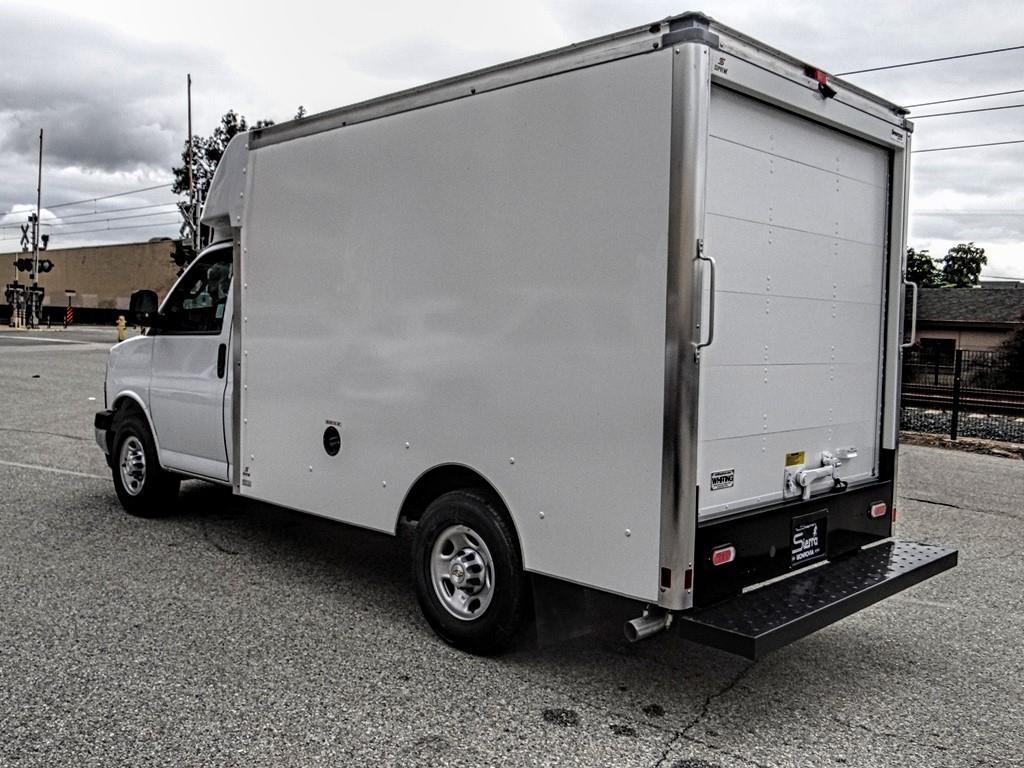 2019 Express 3500 4x2,  Supreme Spartan Cargo Cutaway Van #C158784 - photo 5