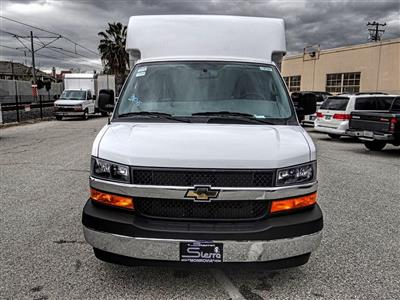 2019 Express 3500 4x2,  Supreme Spartan Cargo Cutaway Van #C158784 - photo 8