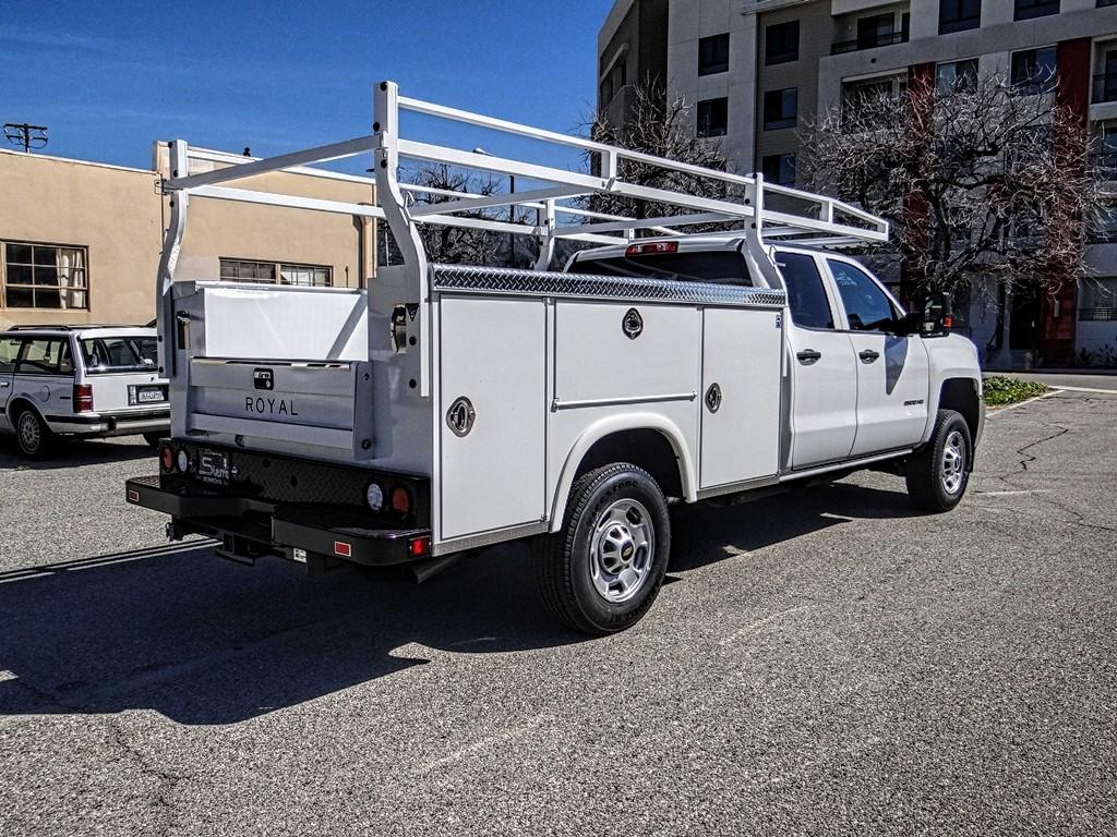 2019 Silverado 2500 Double Cab 4x2,  Royal Service Body #C158800 - photo 1