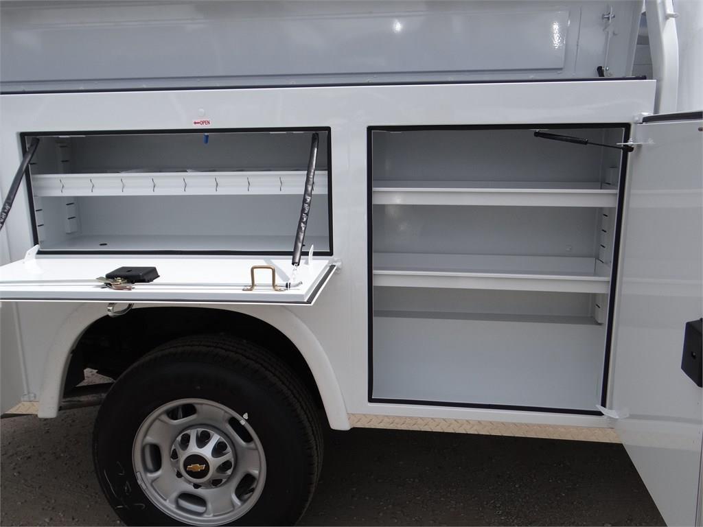 2019 Silverado 2500 Double Cab 4x2,  Royal Service Body #C158807 - photo 19