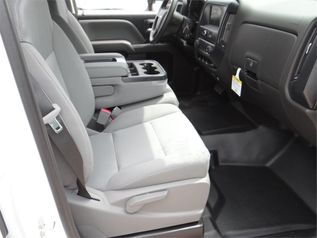 2019 Silverado 2500 Double Cab 4x2,  Royal Service Body #C158807 - photo 21