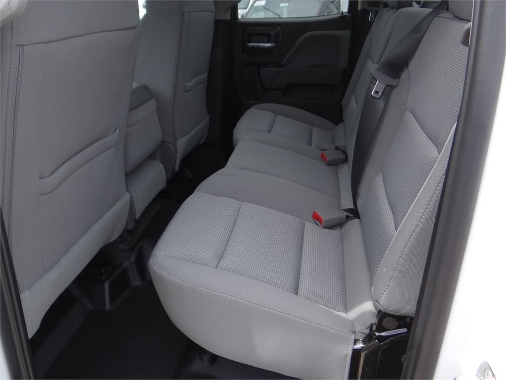 2019 Silverado 2500 Double Cab 4x2,  Royal Service Body #C158807 - photo 7