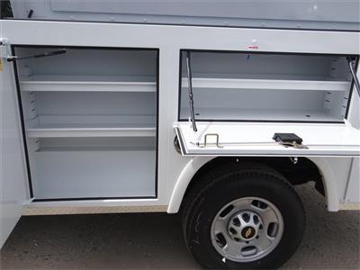 2019 Silverado 2500 Double Cab 4x2,  Royal Service Body #C158807 - photo 14