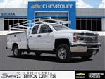 2019 Silverado 2500 Double Cab 4x2,  Royal Service Body #C158807 - photo 1