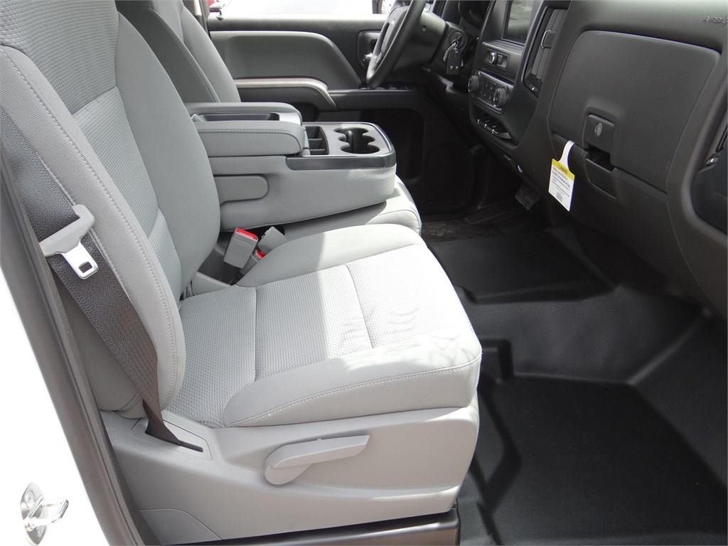 2019 Silverado 2500 Double Cab 4x2,  Royal Service Body #C158809 - photo 22