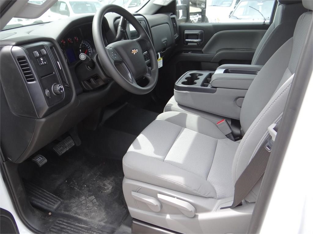 2019 Silverado 2500 Double Cab 4x2,  Royal Service Body #C158809 - photo 6