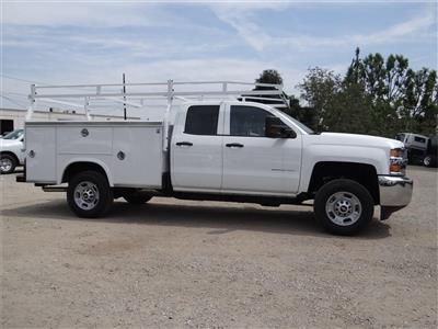 2019 Silverado 2500 Double Cab 4x2,  Royal Service Body #C158809 - photo 3