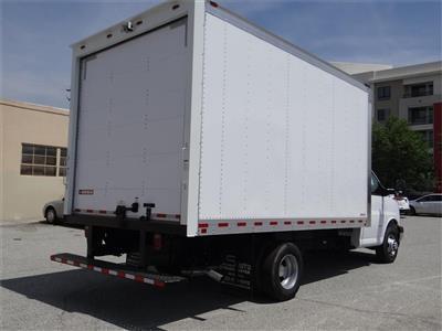 2019 Express 3500 4x2, Morgan Parcel Aluminum Cutaway Van #C158817 - photo 2