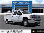 2019 Silverado 3500 Crew Cab 4x2,  Royal Service Body #C158921 - photo 1