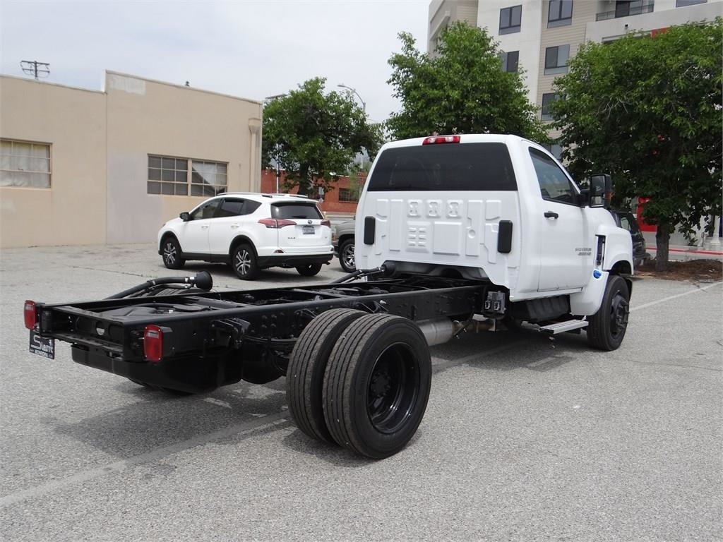 2019 Silverado Medium Duty 4x2,  Cab Chassis #C158944 - photo 1