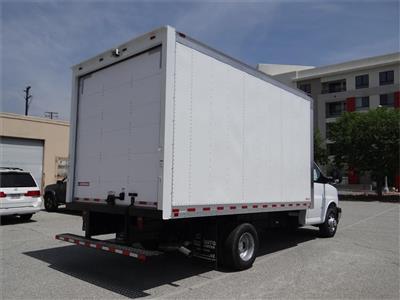 2019 Express 3500 4x2, Morgan Parcel Aluminum Cutaway Van #C158995 - photo 2