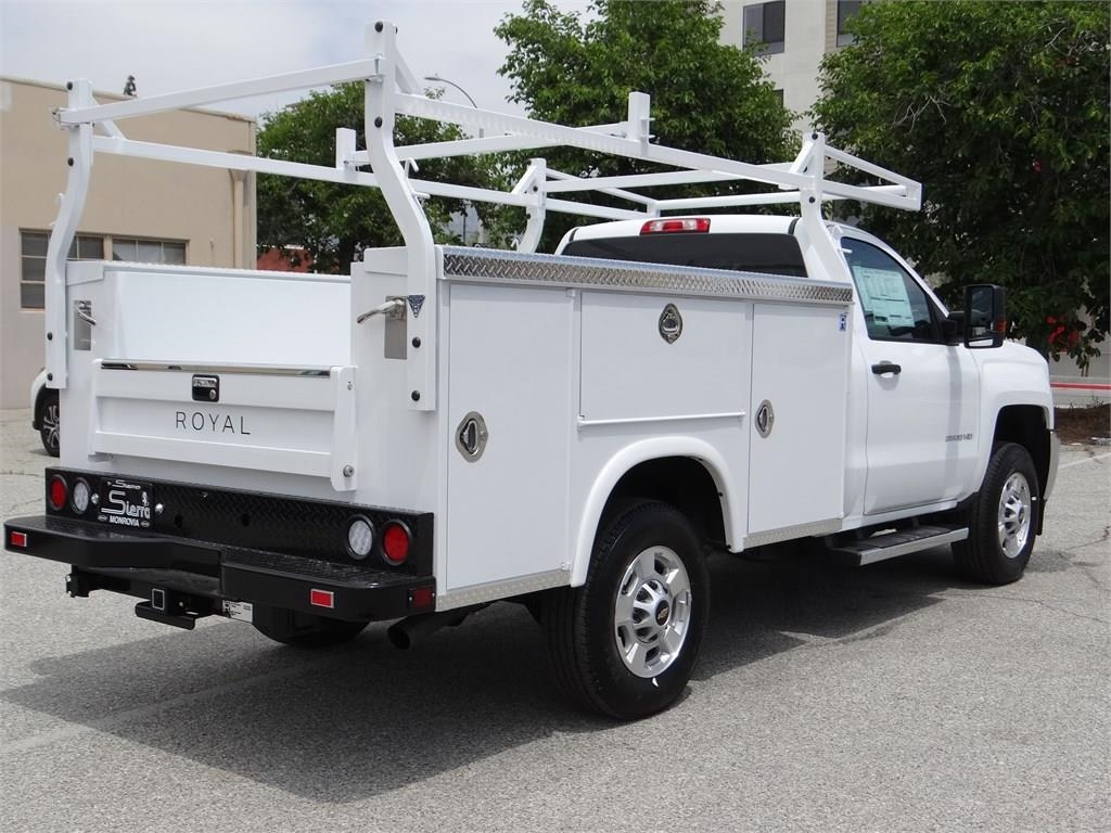 2019 Silverado 2500 Regular Cab 4x4,  Royal Service Body #C159009 - photo 1