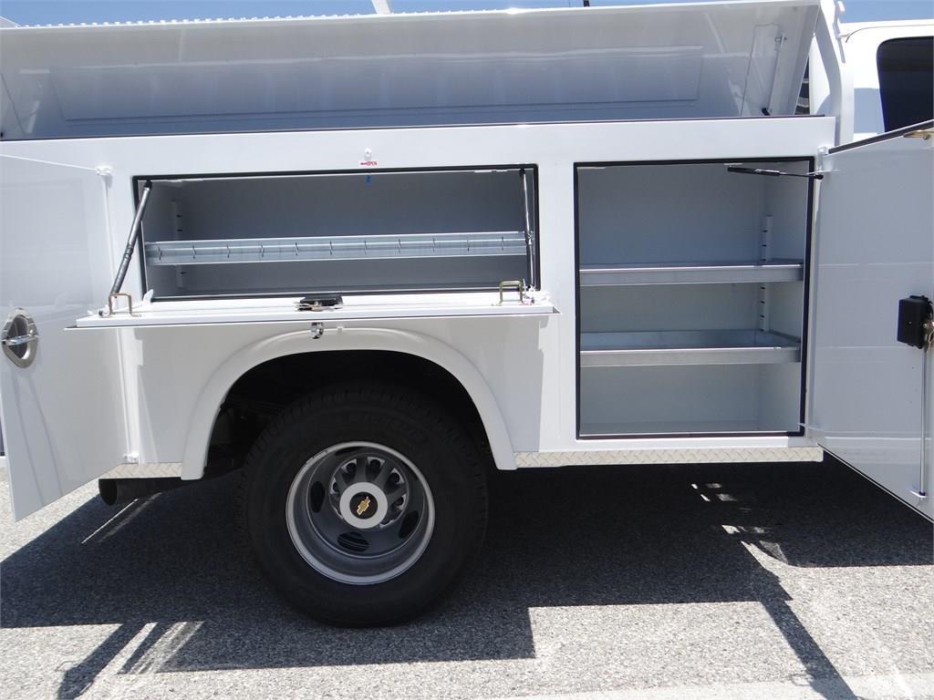 2019 Silverado 3500 Crew Cab 4x2,  Royal Service Body #C159085 - photo 19