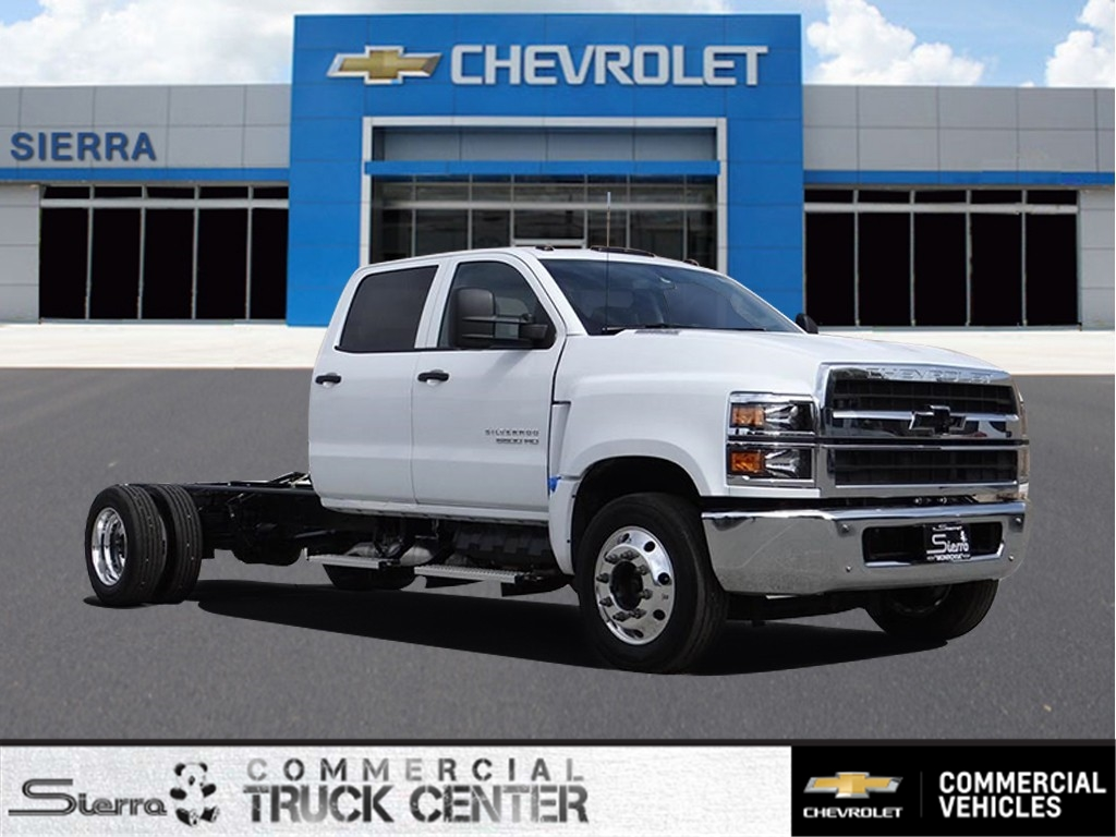 2019 Silverado Medium Duty 4x2,  Cab Chassis #C159088 - photo 1
