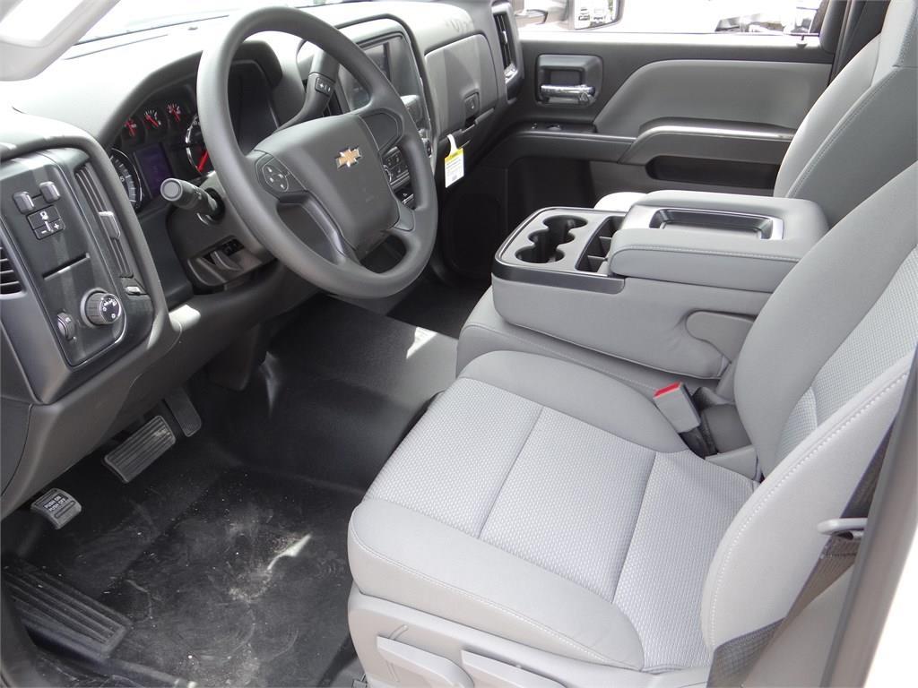 2019 Silverado 3500 Regular Cab 4x2,  Royal Contractor Body #C159122 - photo 5