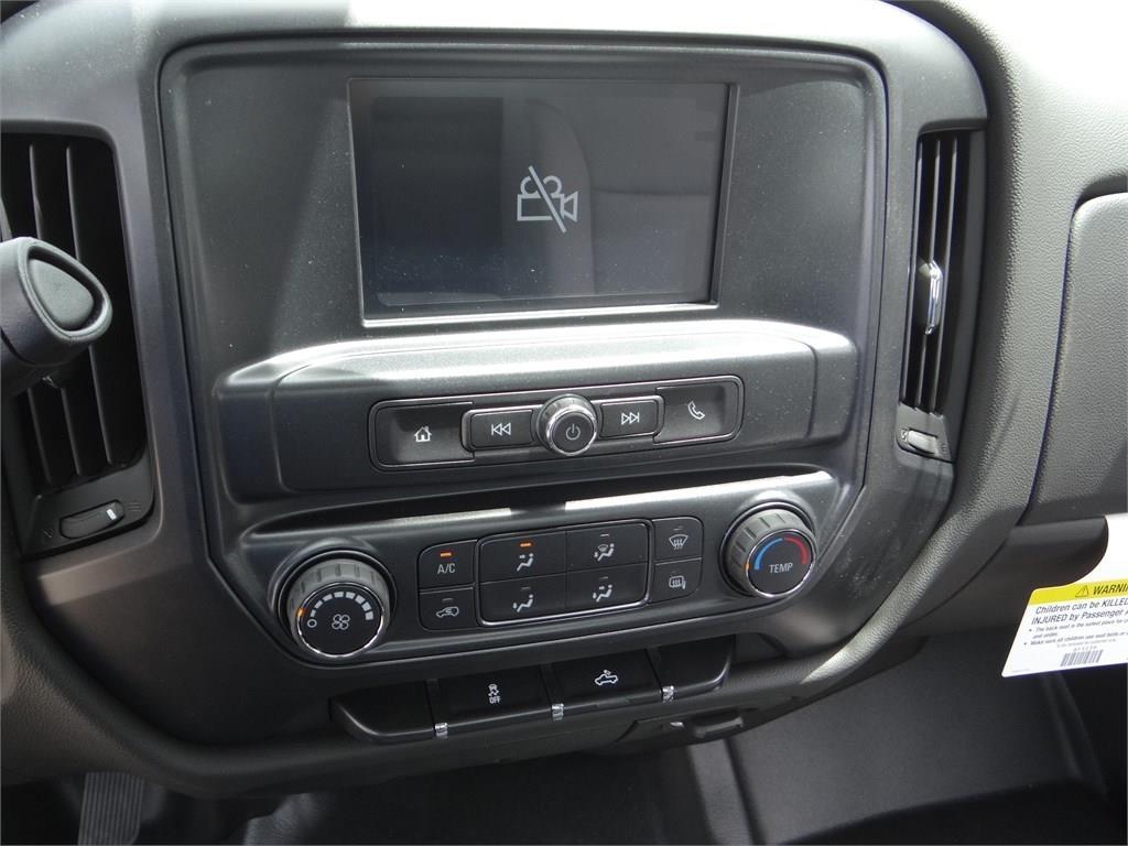 2019 Silverado 3500 Regular Cab 4x2,  Royal Contractor Body #C159122 - photo 7