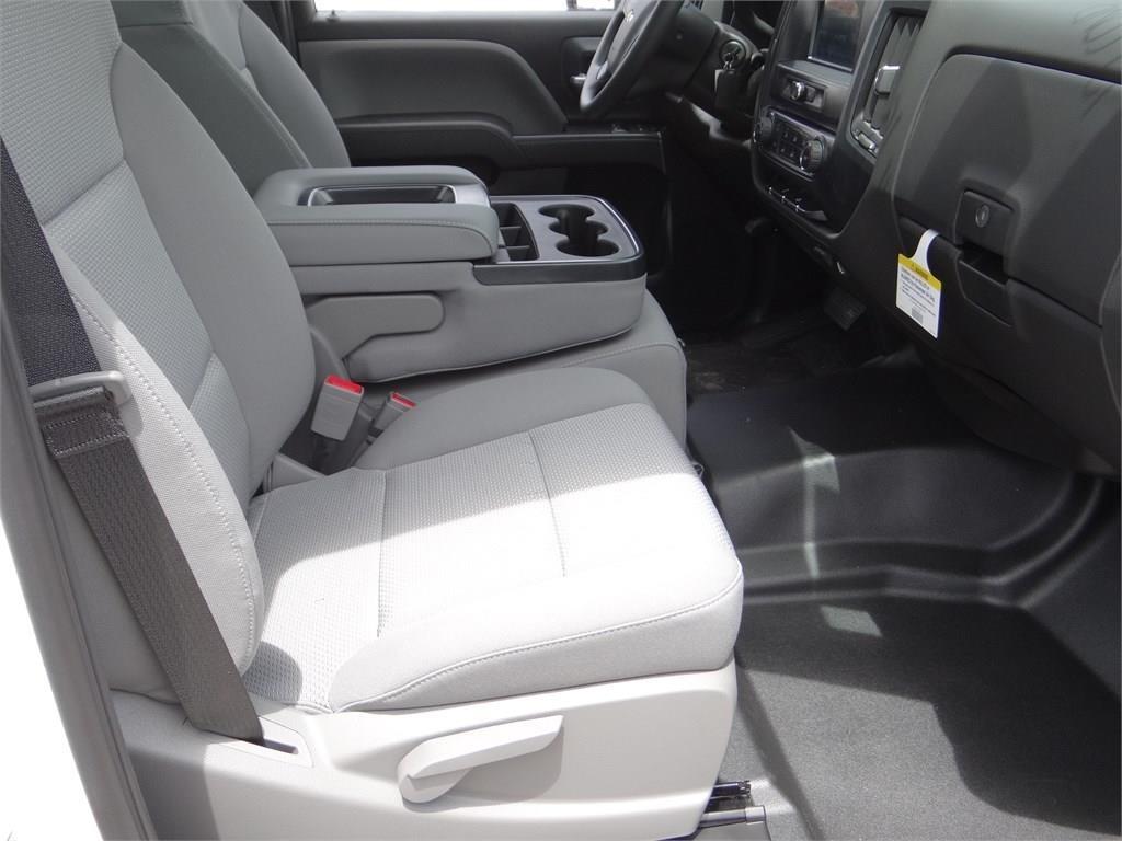2019 Silverado 3500 Regular Cab 4x2,  Royal Contractor Body #C159122 - photo 22
