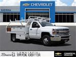 2019 Silverado 3500 Regular Cab 4x2,  Royal Contractor Body #C159122 - photo 1