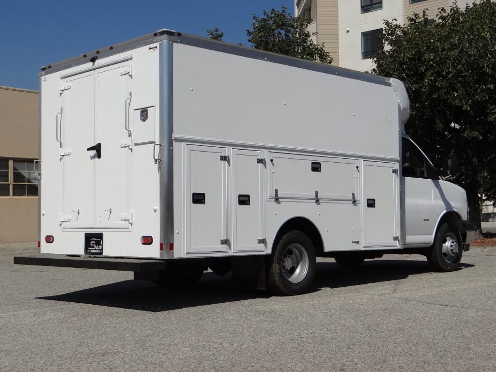 2019 Express 3500 4x2,  Supreme Service Utility Van #C159147 - photo 1