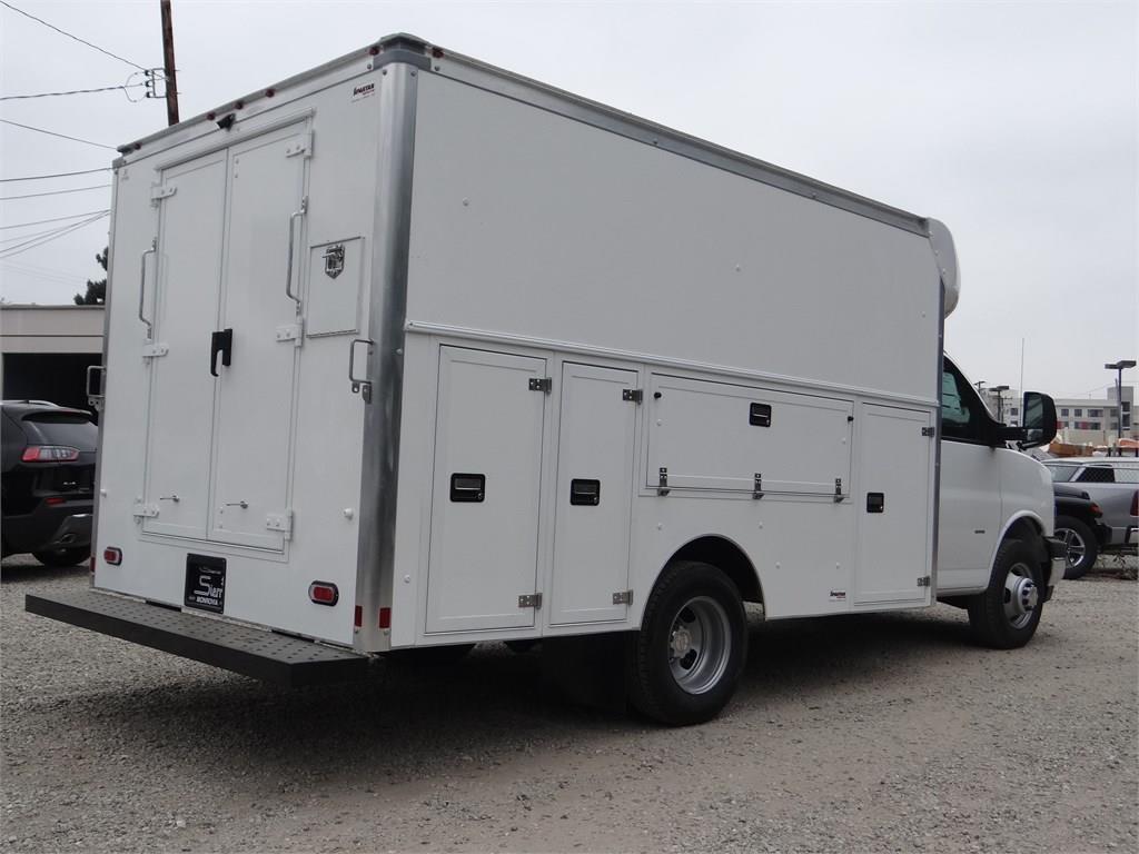 2019 Express 3500 4x2,  Supreme Service Utility Van #C159159 - photo 1