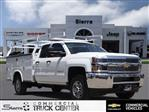 2019 Silverado 2500 Double Cab 4x2,  Royal Service Body #C159179 - photo 1