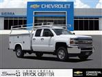 2019 Silverado 2500 Double Cab 4x2,  Royal Service Body #C159180 - photo 1