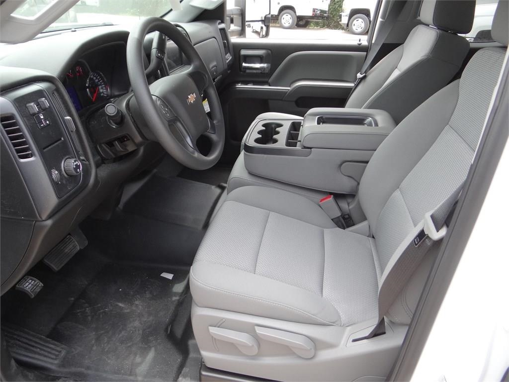 2019 Silverado 2500 Double Cab 4x2,  Royal Service Body #C159181 - photo 5