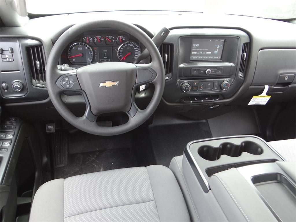 2019 Silverado 2500 Double Cab 4x2,  Royal Service Body #C159181 - photo 6