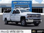 2019 Silverado 2500 Double Cab 4x2,  Royal Service Body #C159210 - photo 1