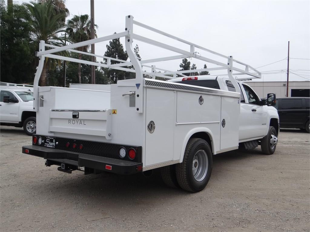 2019 Silverado 3500 Crew Cab 4x2,  Royal Service Body #C159212 - photo 1