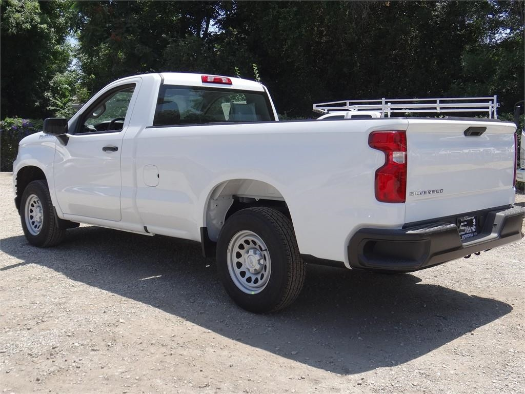 2019 Silverado 1500 Regular Cab 4x2,  Pickup #C159239 - photo 3