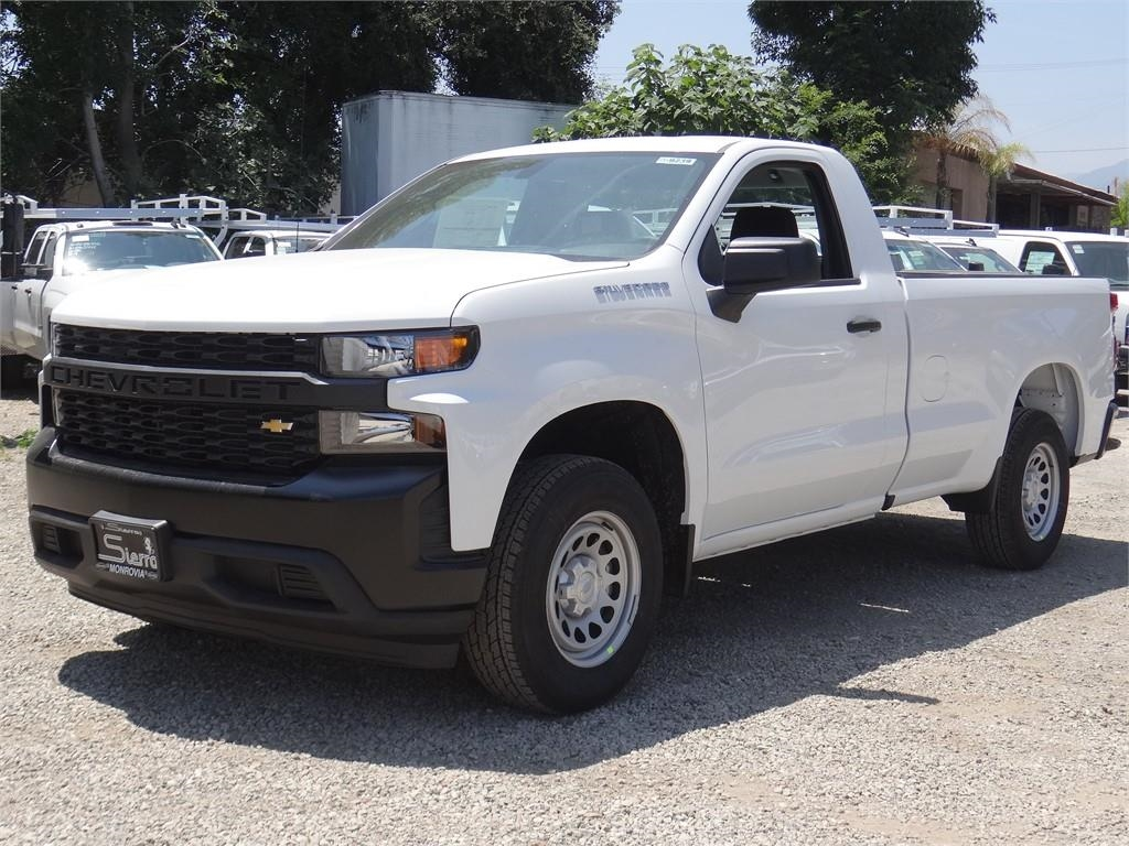 2019 Silverado 1500 Regular Cab 4x2,  Pickup #C159239 - photo 4