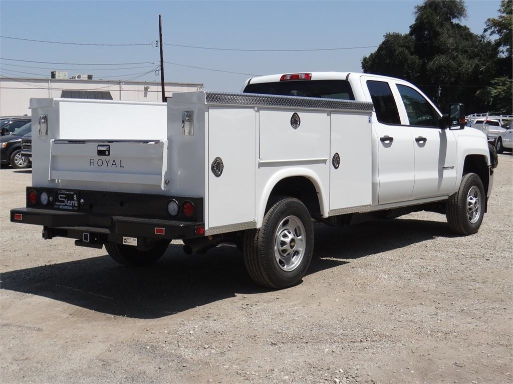 2019 Silverado 2500 Double Cab 4x2, Royal Service Body #C159258 - photo 1
