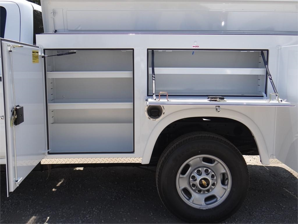 2019 Silverado 2500 Double Cab 4x2,  Royal Service Body #C159258 - photo 20