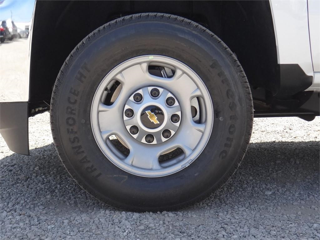 2019 Silverado 2500 Double Cab 4x2,  Royal Service Body #C159258 - photo 22