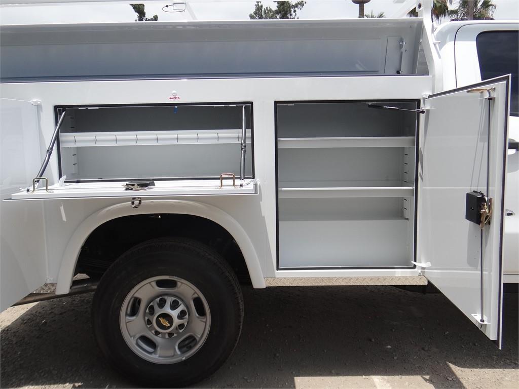 2019 Silverado 2500 Double Cab 4x2,  Royal Service Body #C159266 - photo 16