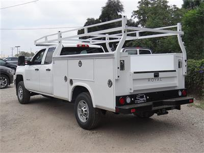 2019 Silverado 2500 Double Cab 4x2,  Royal Service Body #C159266 - photo 3