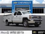 2019 Silverado 2500 Double Cab 4x2,  Royal Service Body #C159266 - photo 1