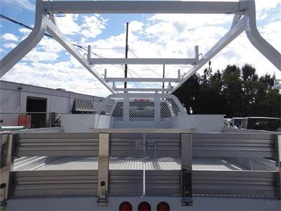 2019 Silverado Medium Duty 4x2,  Royal Contractor Body #C159283 - photo 11