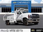 2019 Chevrolet Silverado 5500 Regular Cab DRW 4x2, Royal Contractor Body #C159283 - photo 1