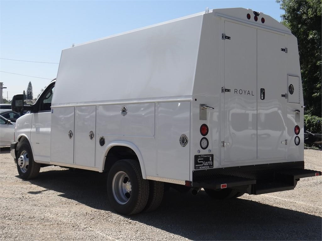 2019 Express 3500 4x2,  Royal Service Utility Van #C159286 - photo 1