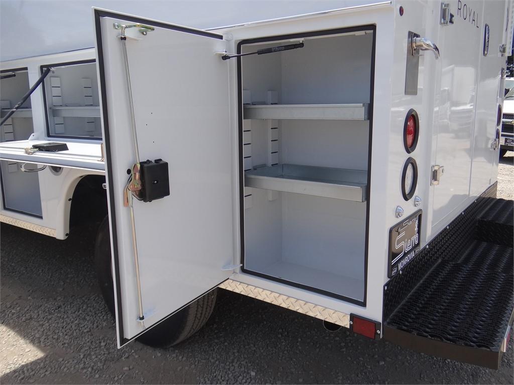 2019 Express 3500 4x2,  Royal RSV Service Utility Van #C159370 - photo 16