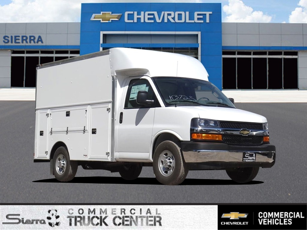 2019 Chevrolet Express 3500 4x2, Supreme Service Utility Van #C159408 - photo 1